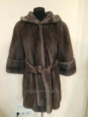 Fur coat mink Li Sa Fur