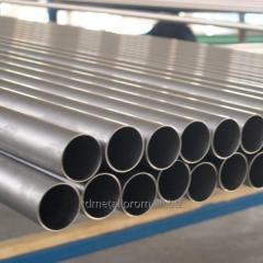 Труба алюминиевая АД31 10х1мм (не анодированн