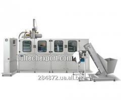 The automatic machine for production of PET of