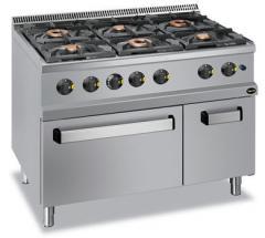 Gas stove Apach APRG-117FG