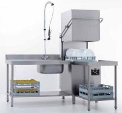 Apach AC 800 DD dishwasher