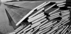 Полосы горячекатаные из инструментальной стали