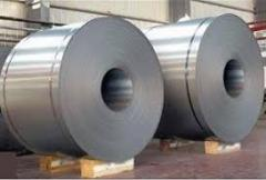 Coils of hot-rolled carbon steel