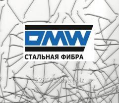 Fiber steel for reinforcing of concrete / Steel