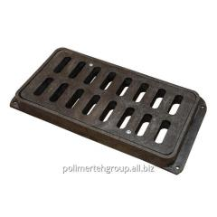The grille inlets D 790 * 400 * 80 with lock
