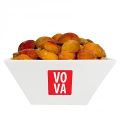 The apricot frozen (halves)
