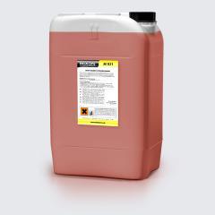 The polishing Mixon M-831 wax. Summer.