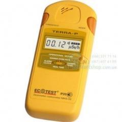 جهاز قياس الاشعاع