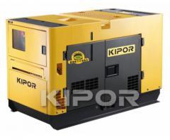 Дизельный генератор, электростанция, электроагрегат, ДГА модель KDА35SSО3 трехфазный