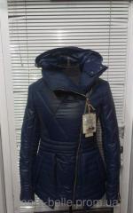 Modelo del resorte de las mujeres de la chaqueta