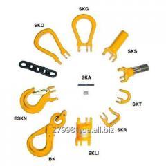 Connecting loop of SKR