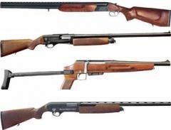 Оружие огнестрельное гладкоствольное купить