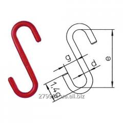 S-shaped hooks of SM