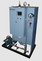 Steam generator electric, electrosteam generator