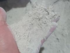 Порошок глинистый сухой