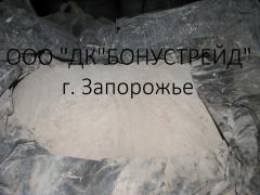 Powder clay fire-resistant dry
