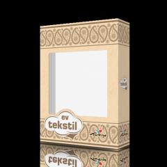 Коробка для упаковки полотенец