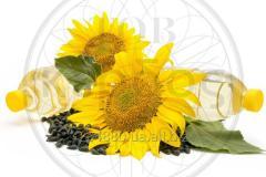 Ukraine sunflower oil