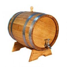 Barrels for wine, oak