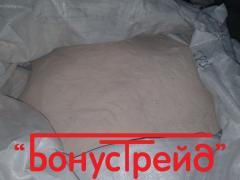 Weight fire-resistant stuffed kvartsitoglinisty