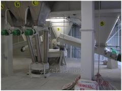 Shnekovy conveyor