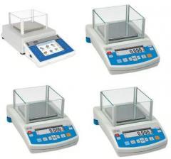 Весы лабораторные PS…/C/1, PS.../C/2, PS.../Х/2,