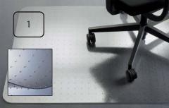Защитный коврик PC, для ковровых покрытий, 2,3мм,
