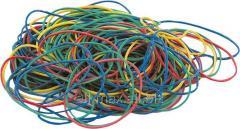Color rubber bands