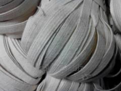 Резинка бельевая 0, 8 см Х/Б