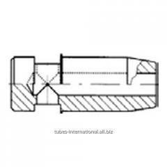 Спускной клапан к фитингу типа FR103 латунь