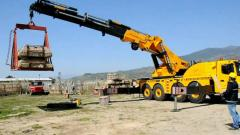 Кран Liebherr от25 тонн
