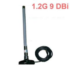 The omnidirectional antenna on 1.2 Ghz with