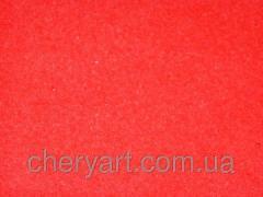 Фоамиран 1мм  красный на метраж