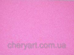 Фоамиран 1мм  розовый на метраж