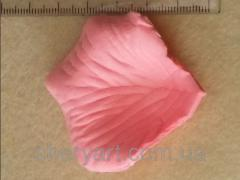 Лепестки роз персиковый