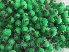 Калина в сахаре зеленый