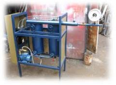 Steam generators for baths