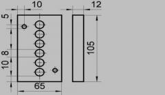 Artigos cerâmicos electrotécnicos