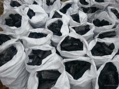 Древесный уголь из твердых пород (Дуб)