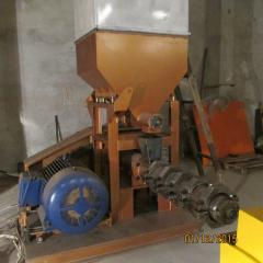 Extruder grain