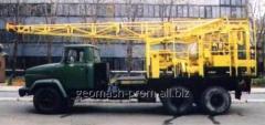Drilling rig self-propelled UKB4-SA4