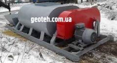 Clay mixer of MG2-4M, 18 kW