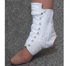 Голеностоп на шнуровке