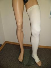 Бандаж на ногу с открытым носком