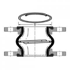 Внутреннее стальное кольцо форвакуумное
