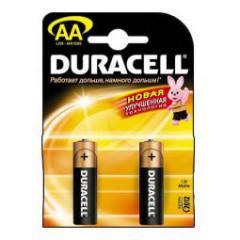 Батарейки Duracell LR6 (AA)