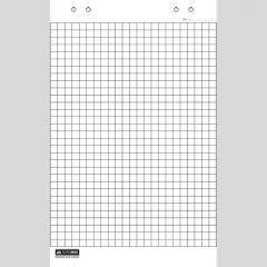 Блок бумаги для флипчартов Buromax BM.2299