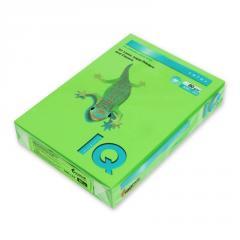 Бумага цветная интенс. Mondi IQ, А4/80, 500л. MA42, т.-зеленый