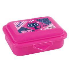 Бутербродница (Ланчбокс) Розовый (ZB.3050-10)