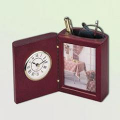 Clocks, barometers, home thermometers